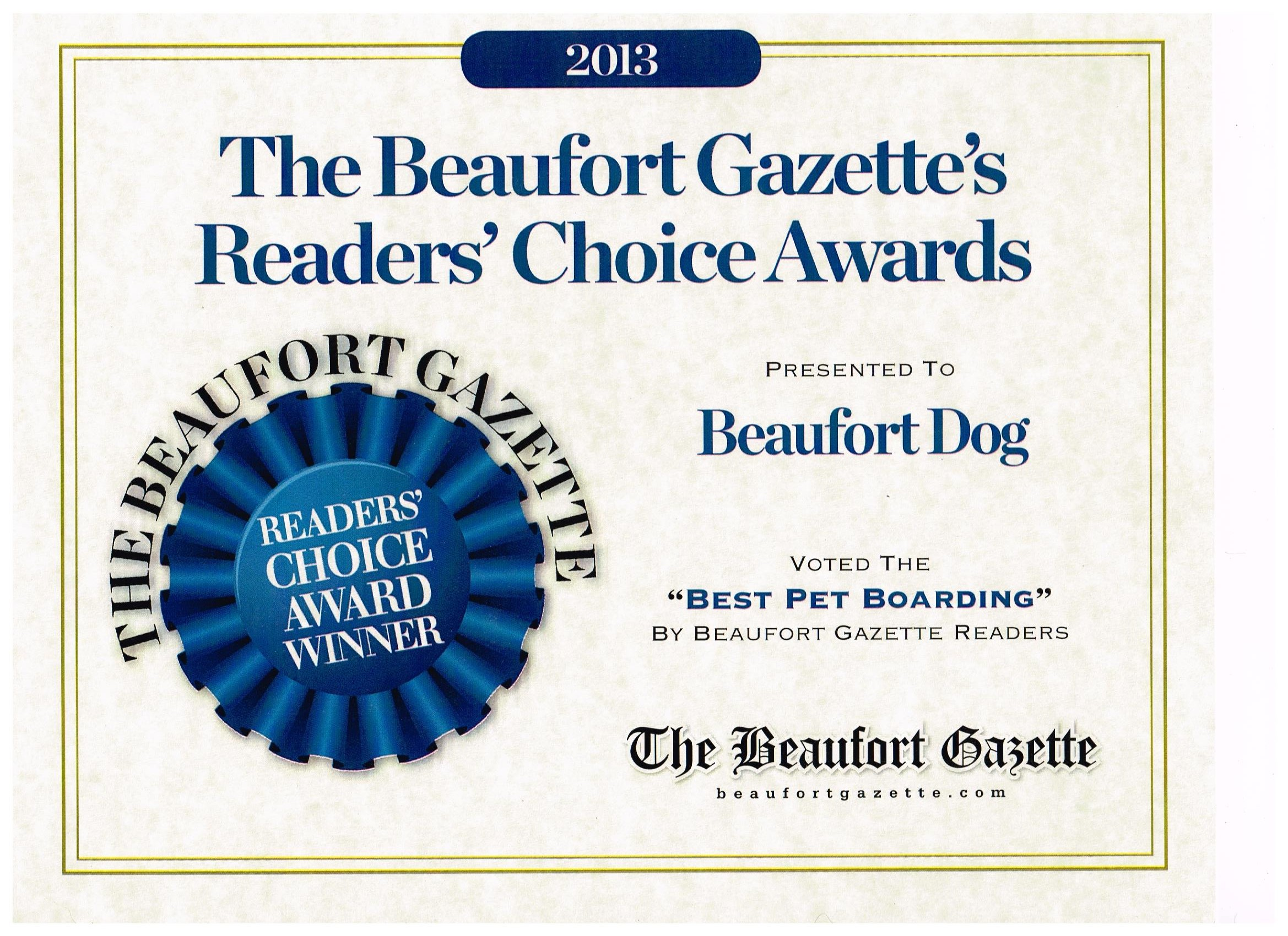 Dog Day Care In Beaufort Sc
