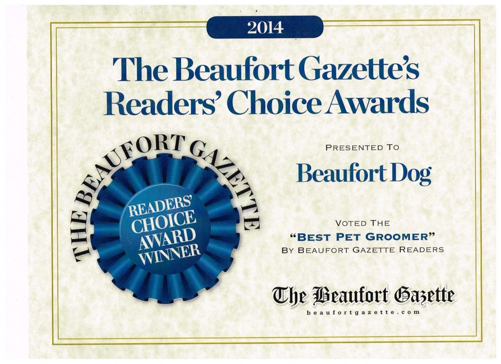 Beaufort Dog Groomer